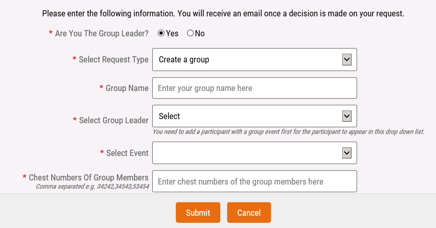 How can I create a group